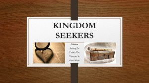 KINGDOM SEEKERS